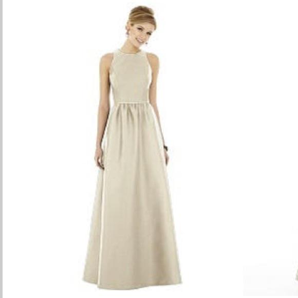 0f79999d04c Bridesmaid Dress - Alfred Sung Style D707 Palomino